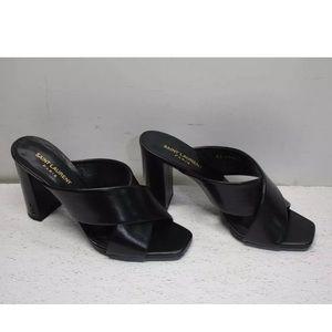Authentic saint laurent sandals